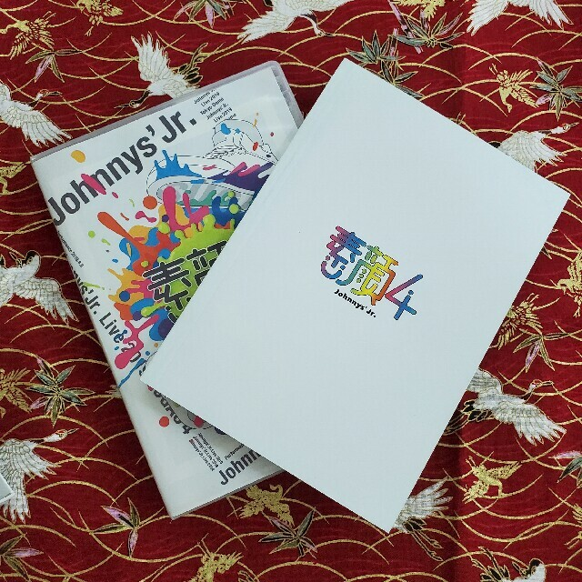 素顔4 DVD ジャニーズJr.盤 エンタメ/ホビーのDVD/ブルーレイ(ミュージック)の商品写真