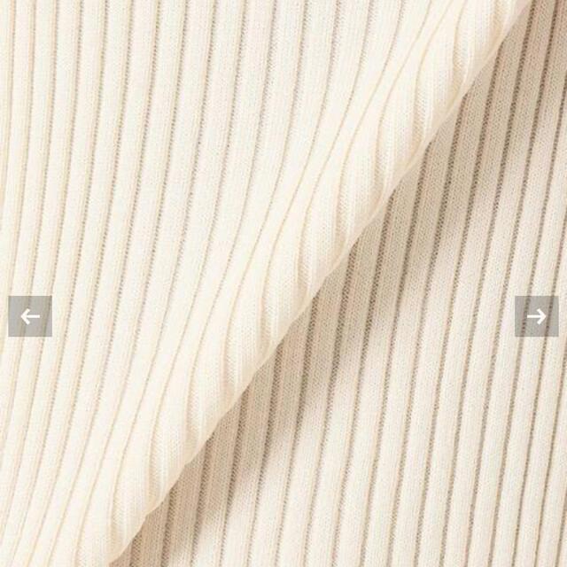 IENA(イエナ)のIENA リブボートネックプルオーバー イエナ レディースのトップス(ニット/セーター)の商品写真