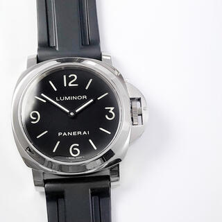 OFFICINE PANERAI - 【保証書付】パネライ PAM00112 ルミノール 裏スケ メンズ 腕時計