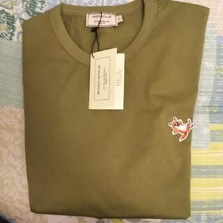 MAISON KITSUNE' - メゾンキツネ chillaxfoxチラックスTシャツ