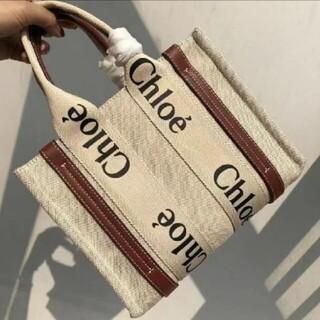 Chloe - ✨Chloe クロエ woody トートバッグ Sサイズ