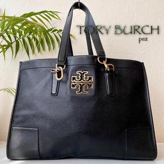Tory Burch - 正規品 TORY BURCH トリーバーチ 約7万 レザートートバッグ
