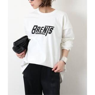 DEUXIEME CLASSE - 新品【BRENTS SPORTSWEAR】 ロゴ ロングTシャツ