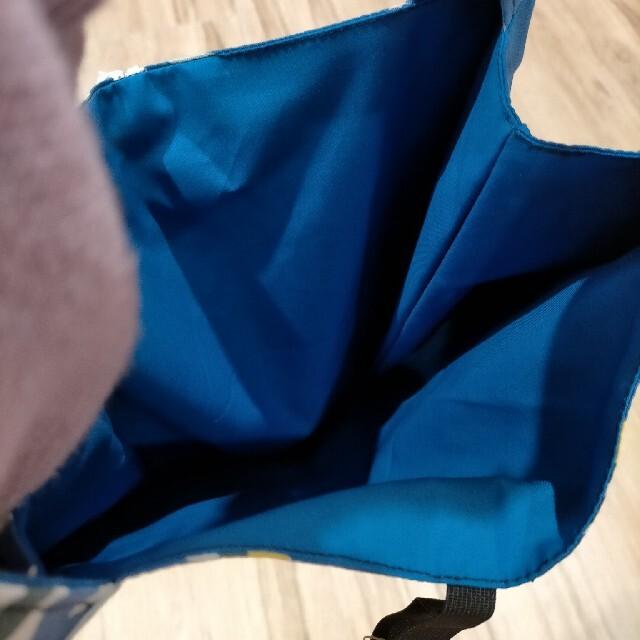 mina perhonen(ミナペルホネン)のエコバッグ ミナペルホネン手拭い生地使用 レディースのバッグ(エコバッグ)の商品写真