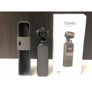 895MR 美品 DJI OSMO POCKET 3軸ジンバル 4Kカメラ