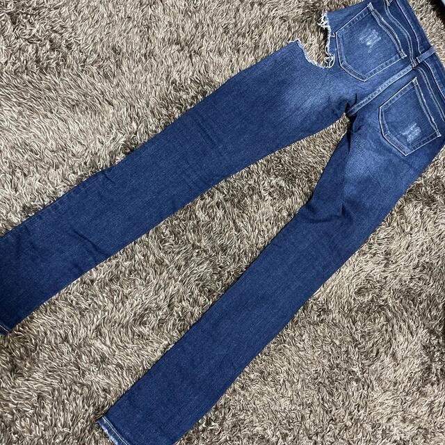 GYDA(ジェイダ)のGYDA スキニー レディースのパンツ(デニム/ジーンズ)の商品写真