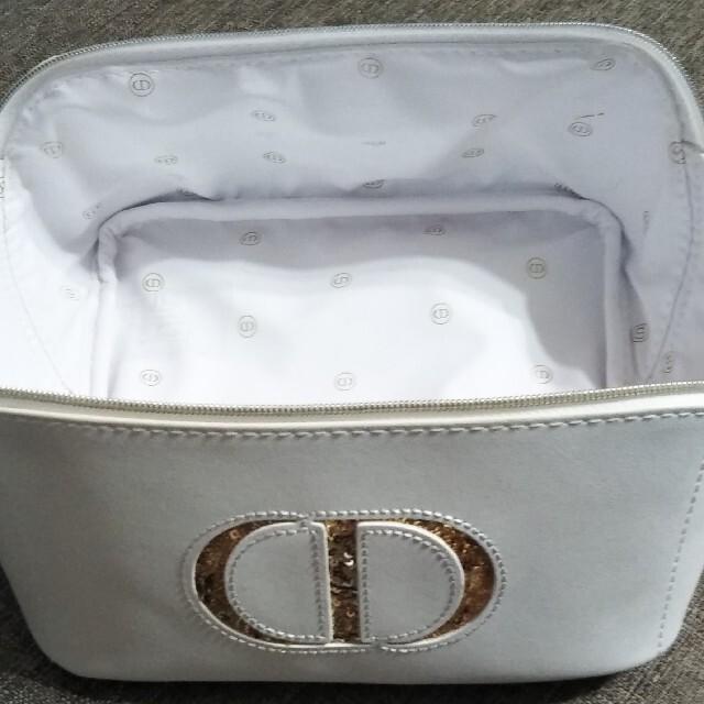 Dior(ディオール)のDiorコスメポーチ レディースのファッション小物(ポーチ)の商品写真