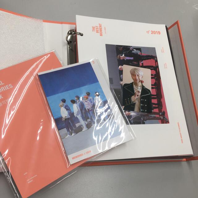 BTS MEMORIES of 2019  DVD エンタメ/ホビーのDVD/ブルーレイ(ミュージック)の商品写真