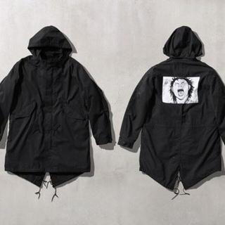 Supreme - XL Supreme 17AW Akira Fishtail Parka 黒