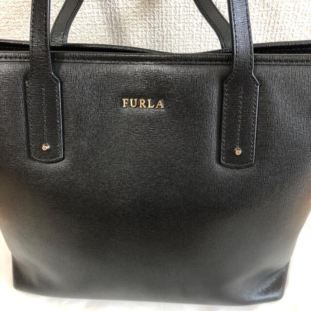 Furla(フルラ)のFURLA  フルラ ニューデイジー トートバッグ ショルダーバッグ ブラック レディースのバッグ(トートバッグ)の商品写真