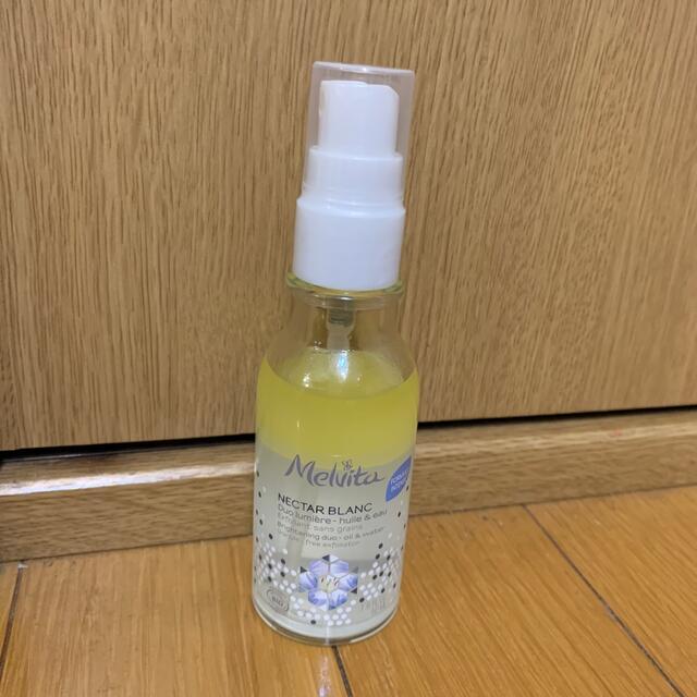 Melvita(メルヴィータ)のネクターブラン ウォーターオイル デュオ メルヴィータ コスメ/美容のスキンケア/基礎化粧品(ブースター/導入液)の商品写真