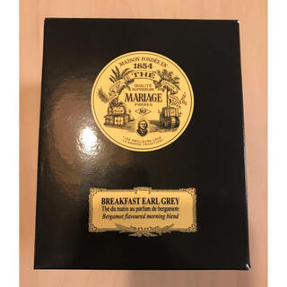 紅茶-MARIAGE FRERES / Breakfast Earl Grey(茶)