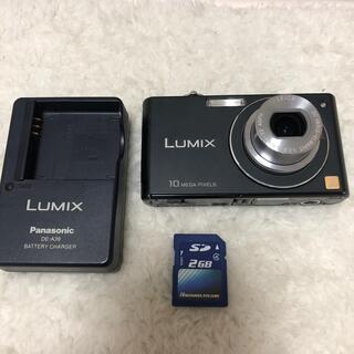Panasonic - LUMIX FX37 ネイビー