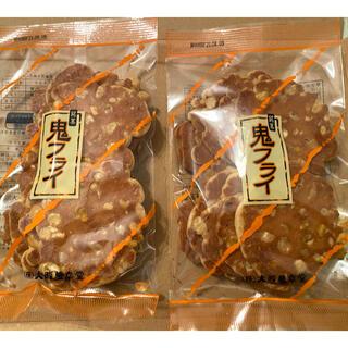 鬼フライ 2袋(菓子/デザート)