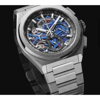 ゼニス(ZENITH)のゼニス デファイ エルプリメロ21(腕時計(アナログ))