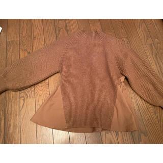 ラグナムーン(LagunaMoon)のラグナムーン ニットセーター(ニット/セーター)