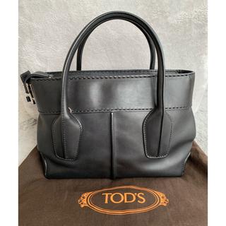 TOD'S - TOD'S 本革バッグ  2wayショルダーストラップ付き