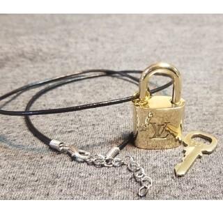 LOUIS VUITTON - ルイヴィトン パドロック カデナ 南京錠 337