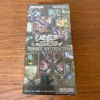 【新品】遊戯王 PRISMATIC ART COLLECTION box