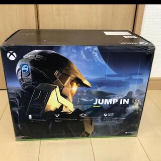 エックスボックス(Xbox)の新品未開封品 Microsoft Xbox Series X 1TB 本体(家庭用ゲーム機本体)