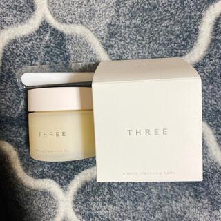 THREE - three クレンジングバーム