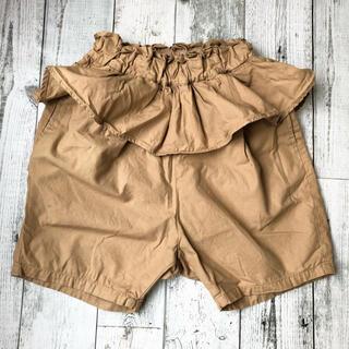 Branshes - 女の子 フリル半ズボン 140cm