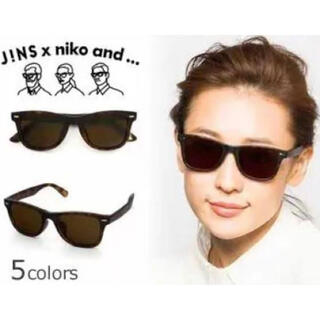 niko and... - niko and✖️JINS サングラス LRF-14S-954A24