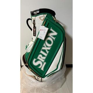 スリクソン(Srixon)のスリクソン マスターズ限定 キャディバッグ GGC-S169L(バッグ)