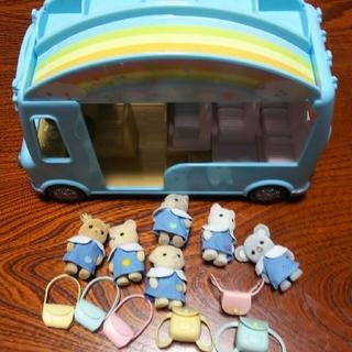 シルバニアファミリー幼稚園バス