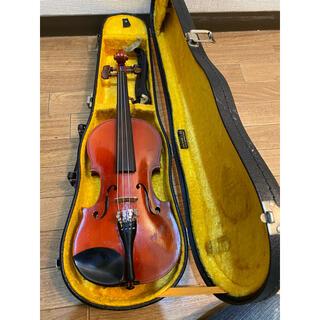 スズキ(スズキ)のスズキ SUZUKI バイオリン子供用 NO102 1/4(ヴァイオリン)