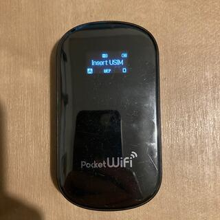 ファーウェイ(HUAWEI)のPocket Wifi EMOBILE HUAWEI GP02(その他)