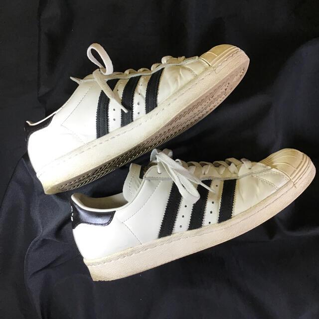 adidas(アディダス)のアディダス スーパースター 80s VINTAGE DX 26cm相当スニーカー メンズの靴/シューズ(スニーカー)の商品写真