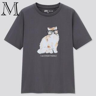 UNIQLO - ユニクロ ポール&ジョー Tシャツ 猫 UT