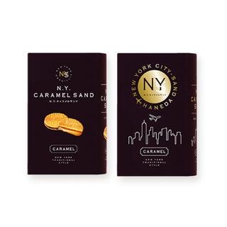 ニューヨークキャラメルサンド 16個(4個入4箱)(菓子/デザート)