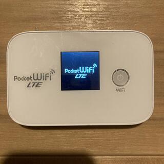 ファーウェイ(HUAWEI)のPocket Wifi LTE EMOBILE HUAWEI GL04P(その他)