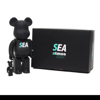BE@RBRICK atmos WIND AND SEA(その他)