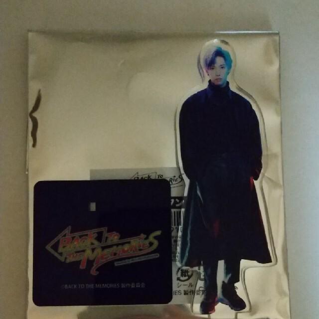 EXILE TRIBE(エグザイル トライブ)のFANTASTICS 堀夏喜 アクリルスタンド エンタメ/ホビーのタレントグッズ(ミュージシャン)の商品写真