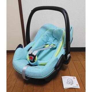 Maxi-Cosi - マキシコシ ペブルプラス ベビーシート 洗濯済 チャイルドシート 新生児対応