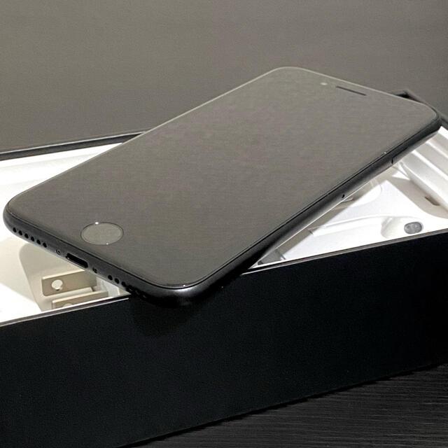 iPhone(アイフォーン)の2時間限定価格|未使用品|iPhone SE2 64gb スマホ/家電/カメラのスマートフォン/携帯電話(スマートフォン本体)の商品写真