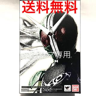 バンダイ(BANDAI)のS.H.フィギュアーツ (真骨彫製法) 仮面ライダーW サイクロンジョーカー(特撮)