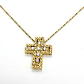 ダミアーニ(Damiani)のDAMIANI ベルエポック Mサイズ YG ダイヤモンド ネックレス(ネックレス)