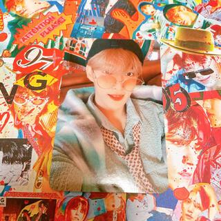 SEVENTEEN - going seventeen magazine ドギョム