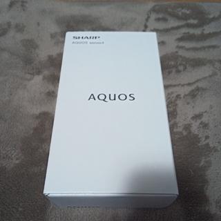 AQUOS - AQUOS sense4 SH-M15 ブラック