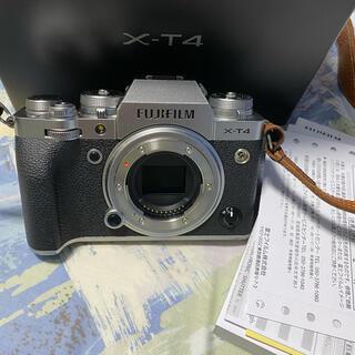 富士フイルム - X-T4