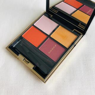 SUQQU - SUQQU デザイニング カラー アイズ アイシャドウ 15 橙結