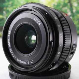パナソニック(Panasonic)のパナソニック  DG SUMMILUX 15mm/F1.7 ASPH.(レンズ(単焦点))