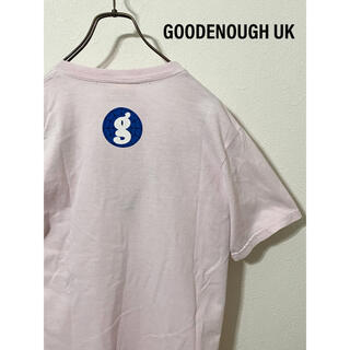 GOODENOUGH - GOOD ENOUGH UK Tシャツ