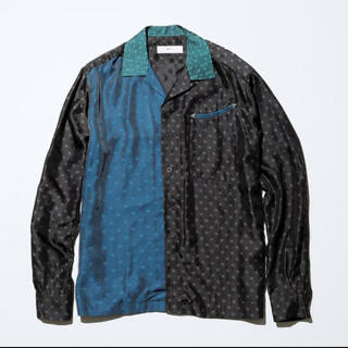 TOGA - toga virilis 19aw cupra jacquard shirts