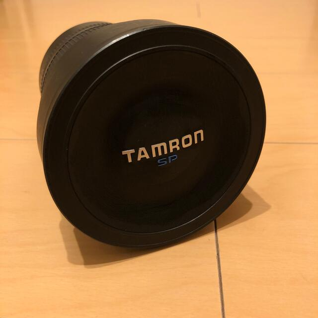 TAMRON(タムロン)のTamron sp 15-30mm f2.8 vc usd nikon スマホ/家電/カメラのカメラ(レンズ(ズーム))の商品写真