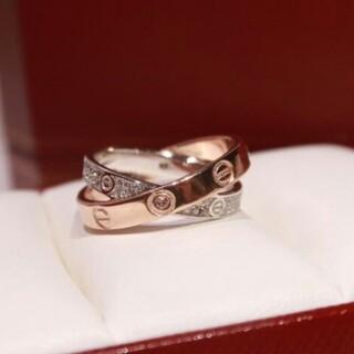 Cartier - 【最低価格  12時間に限る】カルティエ Cartier リング 指輪
